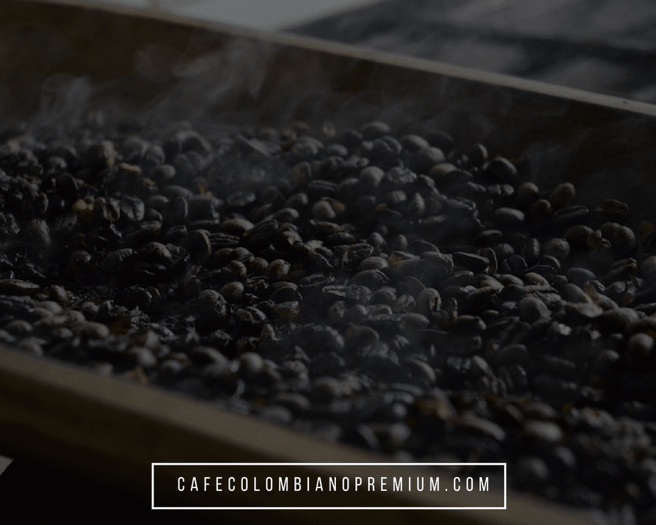 colombian-coffee-the-roasting