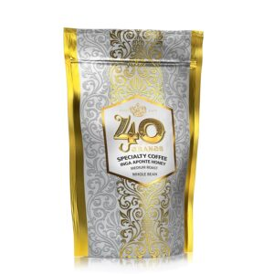 Luxury Coffee Gold
