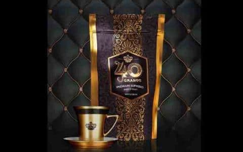 Our Luxury Colombian Coffee